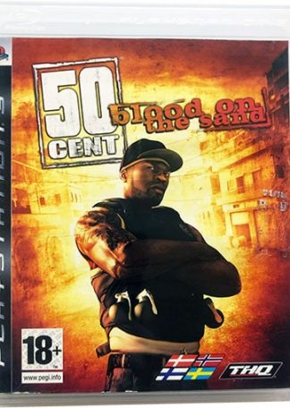 50 cent Blood On Sand PS3