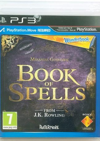 Book of Spells (u. wonderbook) PS3