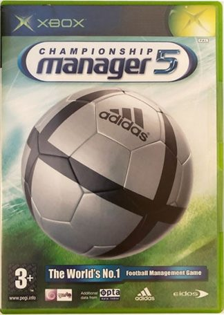 Championship Manager 5 XBOX