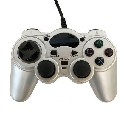 Controller til PS2 med dualshock