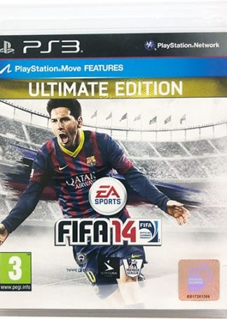 FIFA 14 Ultimate Edition PS3