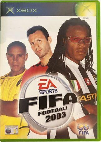 FIFA Football 2003 XBOX