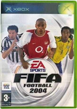 FIFA Football 2004 XBOX