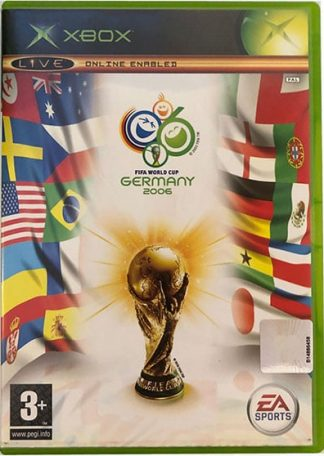 FIFA World Cup Germany 2006 XBOX