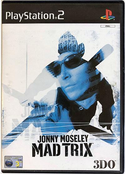 Jonny Moseley Mad Trix PS2