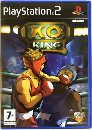 K.O. King PS2