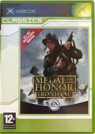 Medal of Honour Frontline XBOX