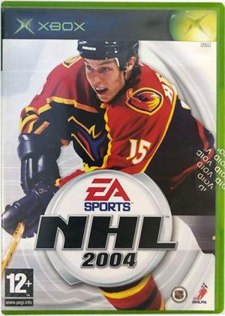 NHL 2004 XBOX
