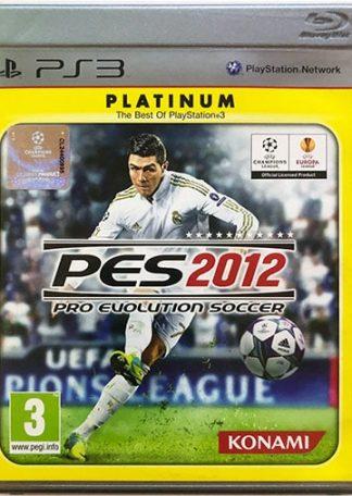 Pro Evolution Soccer 2012 (platinum)