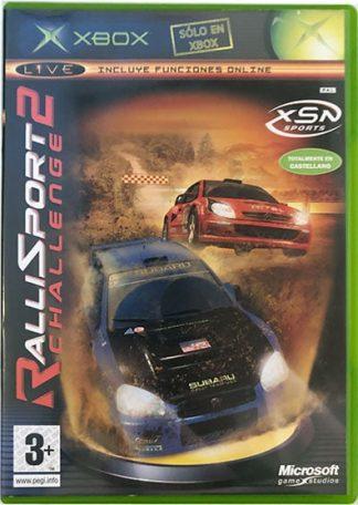 RalliSport 2 Challenge XBOX