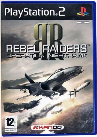 Rebel Raiders Operation Nighthawk PS2