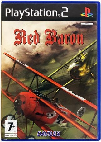 Red Baron PS2