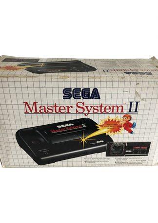 SEGA Master System II i æske