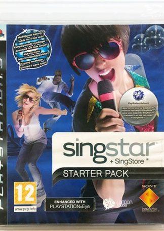 SingStar Starter Pack PS3