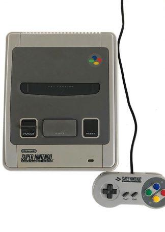 Super Nintendo konsol