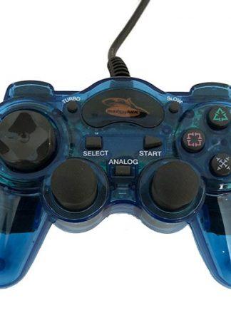 madShark controller til PS1/PS2 med dualshock
