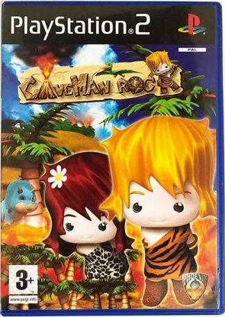 CaveMan Rock PS2