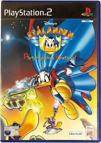 Disney Stålanden Platyrhynchos Kineticus PS2