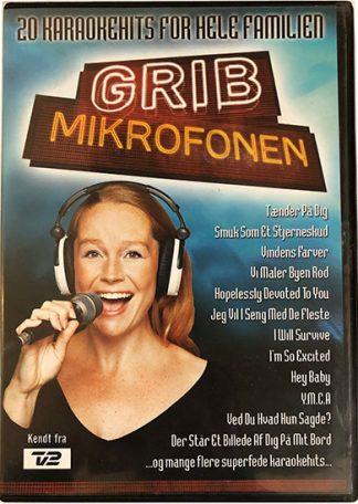 Grib Mikrofonen DVD