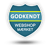 Flickzone er godkendt af Webshop-mærket